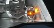 Hazard Light Flashing - Mini Van