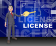 Software License Certified Application Code 3d Rendering