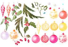 Beautiful Watercolor Christmas...