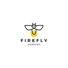 Firefly Logo Vector Icon Illus...