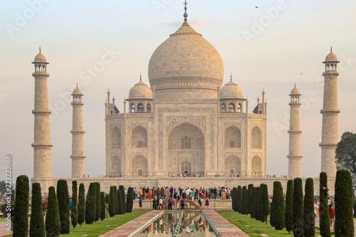 Fotografie, Obraz  Taj Mahal looking majestic