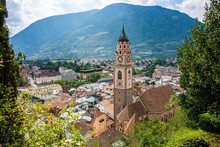 St Nicholas Church In Meran