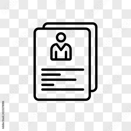 Summary Vector Icon Isolated On Transparent Background Summary Logo Design Buy This Stock Vector And Explore Similar Vectors At Adobe Stock Adobe Stock
