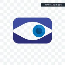 Neighborhood Watch Vector Icon Isolated On Transparent Background, Neighborhood Watch Logo Design