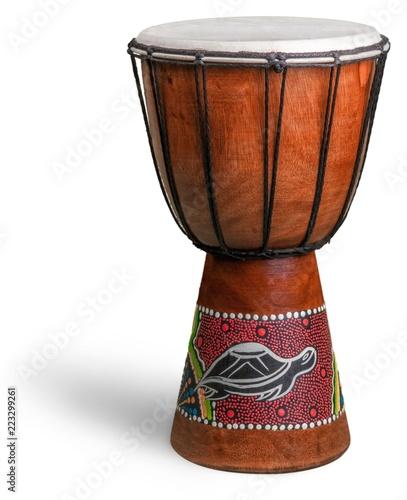 Fotomural  Djembe drum