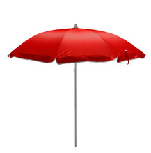 Beach Umbrella - Red