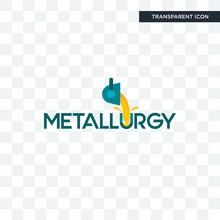 Metallurgy Vector Icon Isolate...