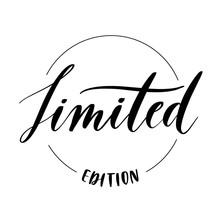 Limited Edition  -  Round Stam...