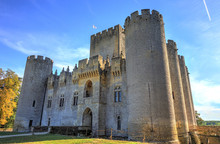 Roquetaillade Castle, France