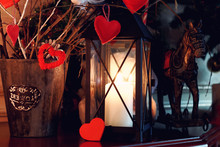 Valentine Heart Candle Toy