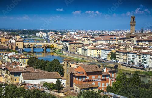Старый город Флоренция