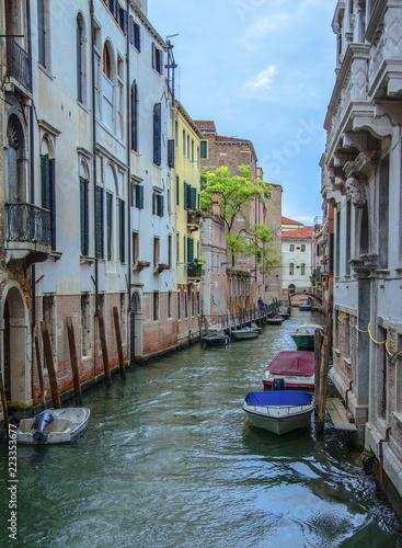 уютные дворы в Венеции