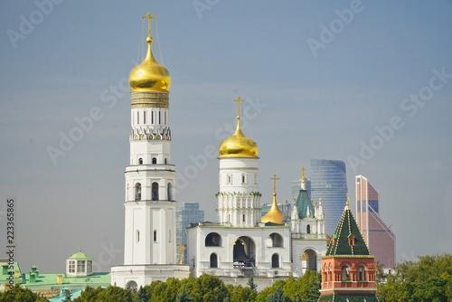 Moskau, Glockenturm Iwan der Große