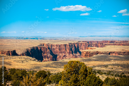 Fotografie, Obraz  The Beginning Of the Grand Canyon In Northern Arizona