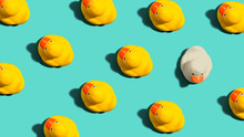One Out Unique Rubber Duck Con...