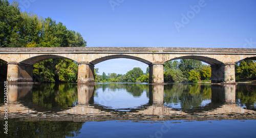Foto op Canvas Brug Brücke