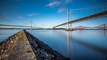The Bridges Over The Forth In ...