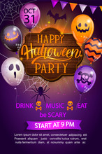 Welcome Flyer For Happy Hallow...