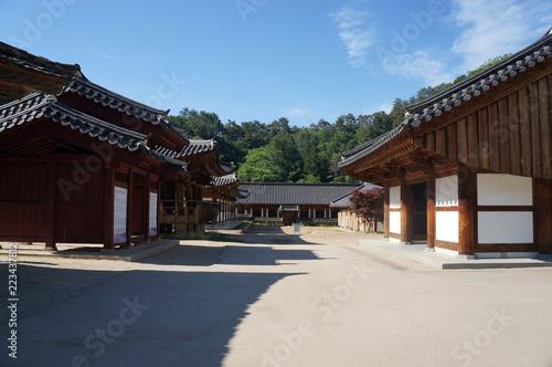 Fotografie, Obraz  Baekdamsa Buddhist Temple