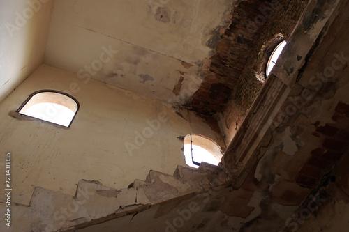 Fotografie, Obraz  Estacion ferroviaria abandonada en Albacete
