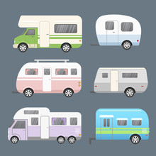 Vector Illustration Set Of Dif...