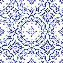 Decorative Tile Pattern Design