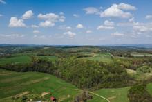 Rural Farmland In Pennsylvania