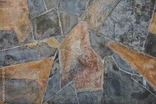 In de dag Stenen Stone texture background.