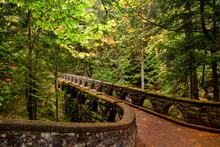 Mossy Stone Bridge Trail Throu...