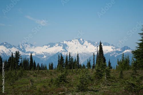 Fotografía  Beautiful landscape in Garibaldi provincial park, British Columbia, Canada