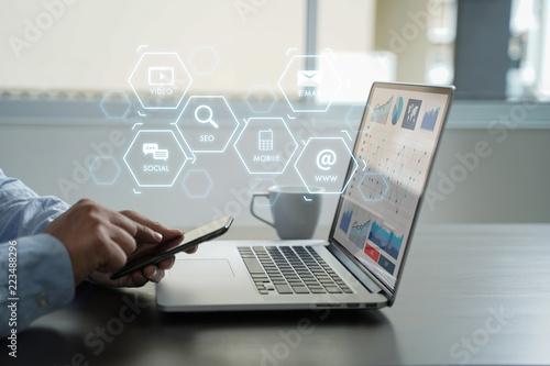 Fotografía  Digital Marketing Media Search Engine SEO  startup project