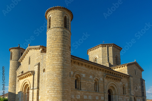Romanesque church of San Martin de Tours in Fromista, Palencia province, Spain