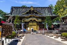 Ueno Toshogu Shrine, Tokyo, Japan.