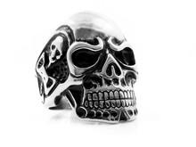 Jewelry Ring For Men. Skull St...
