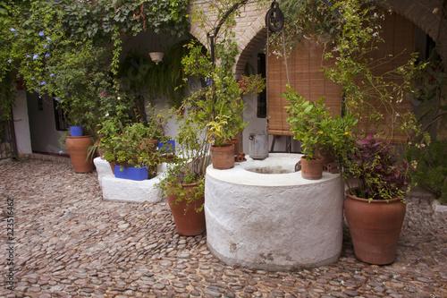 Precioso Patio Andaluz Buy This Stock Photo And Explore Similar