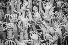 Sculpture Of Hundreds Outreach...