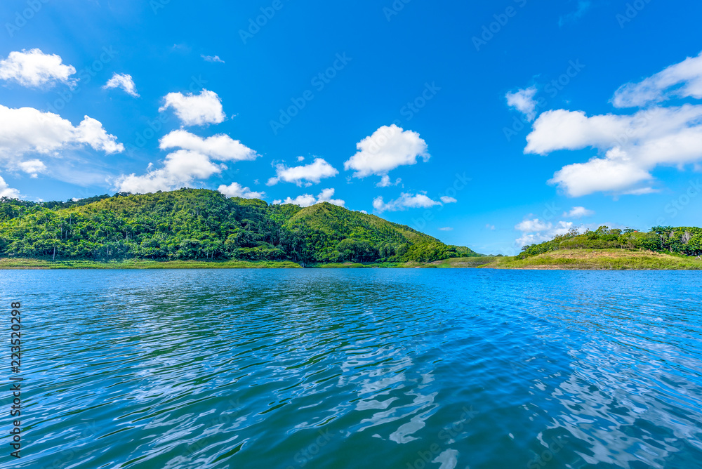Fotografija  Hanabanilla Natural Reserve scene-Villa Clara,Cuba
