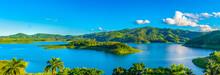 Hanabanilla Dam Or Lake, Villa Clara, Cuba