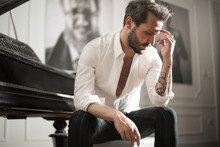 Sad Musician