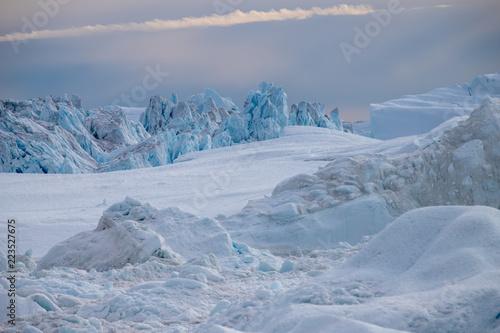Fototapety, obrazy: Greenland | Ilulisat