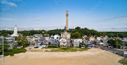 Valokuva  Pilgrim Monument Provincetown, Cape Cod