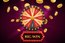Wheel Of Fortune With Big Win ...