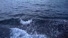 Beautiflull Sea Waves In Slow Motion