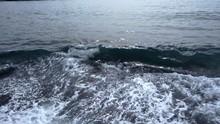 Beautiflull Sea Waves In Slow ...