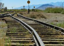 Historic Narrow Gauge Railroad...