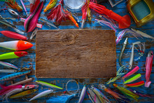 Fishing Lures Tackle Collectio...