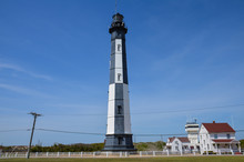 The New Cape Henry Lighthouse ...