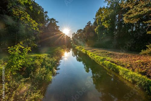 Valokuva  kanał Brdy, Bory Tucholskie