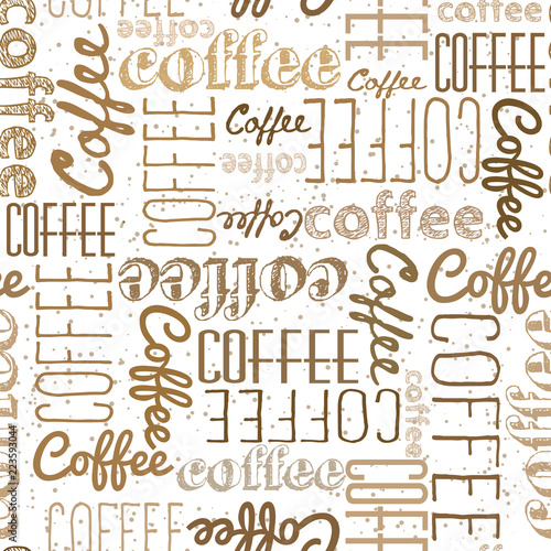 wzor-slow-kawy-dark-light-napisy-na-bialym-tle-kolory-kawy-chaotycznie-roz