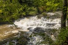 Burgess Upper Falls Waterfall